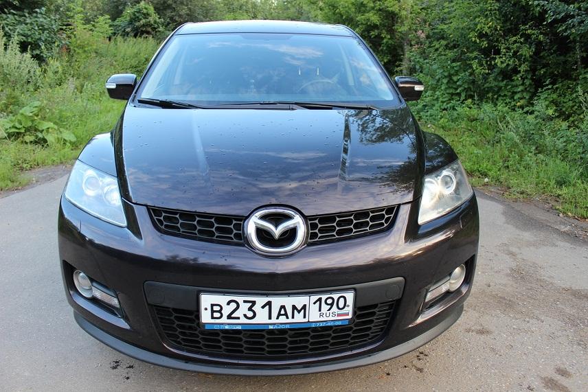 Фото - Продаю автомобиль Mazda CX-7 2008г.