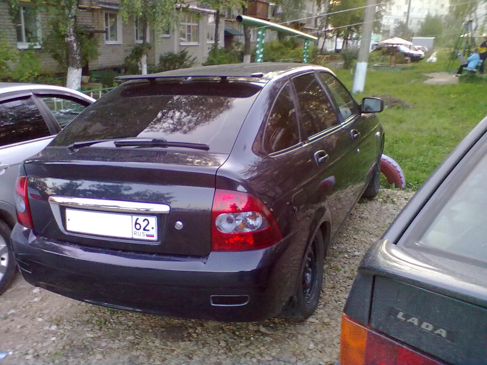 Фото - ВАЗ Priora, 2008