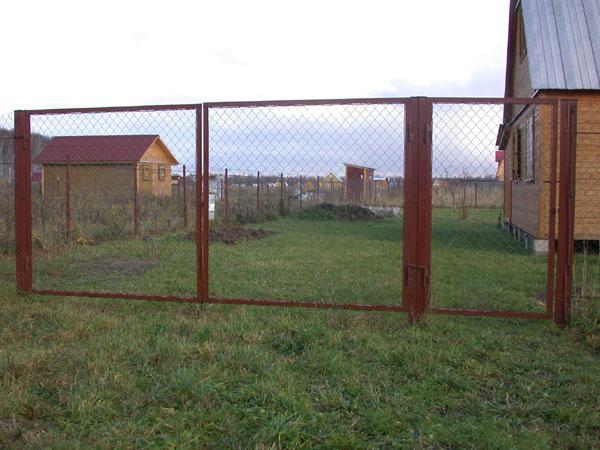 Фото - Калитки, ворота садовые