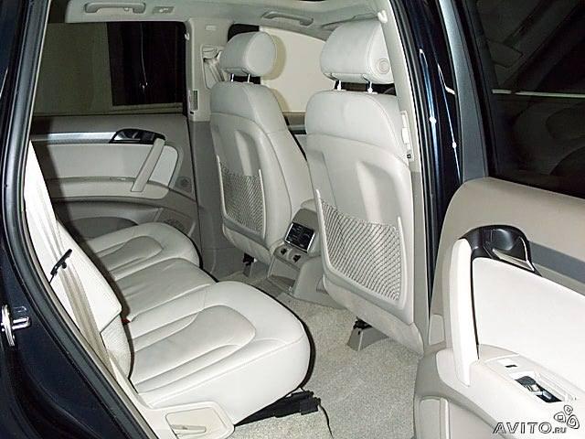 Фото - Audi Q7, 2007