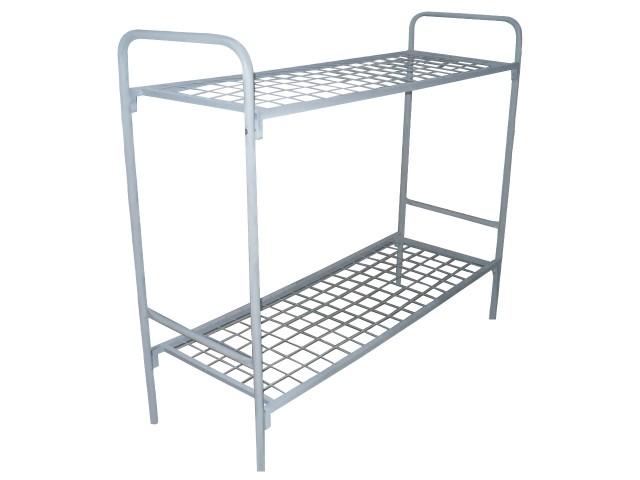 Фото - Металлические кровати для рабочих