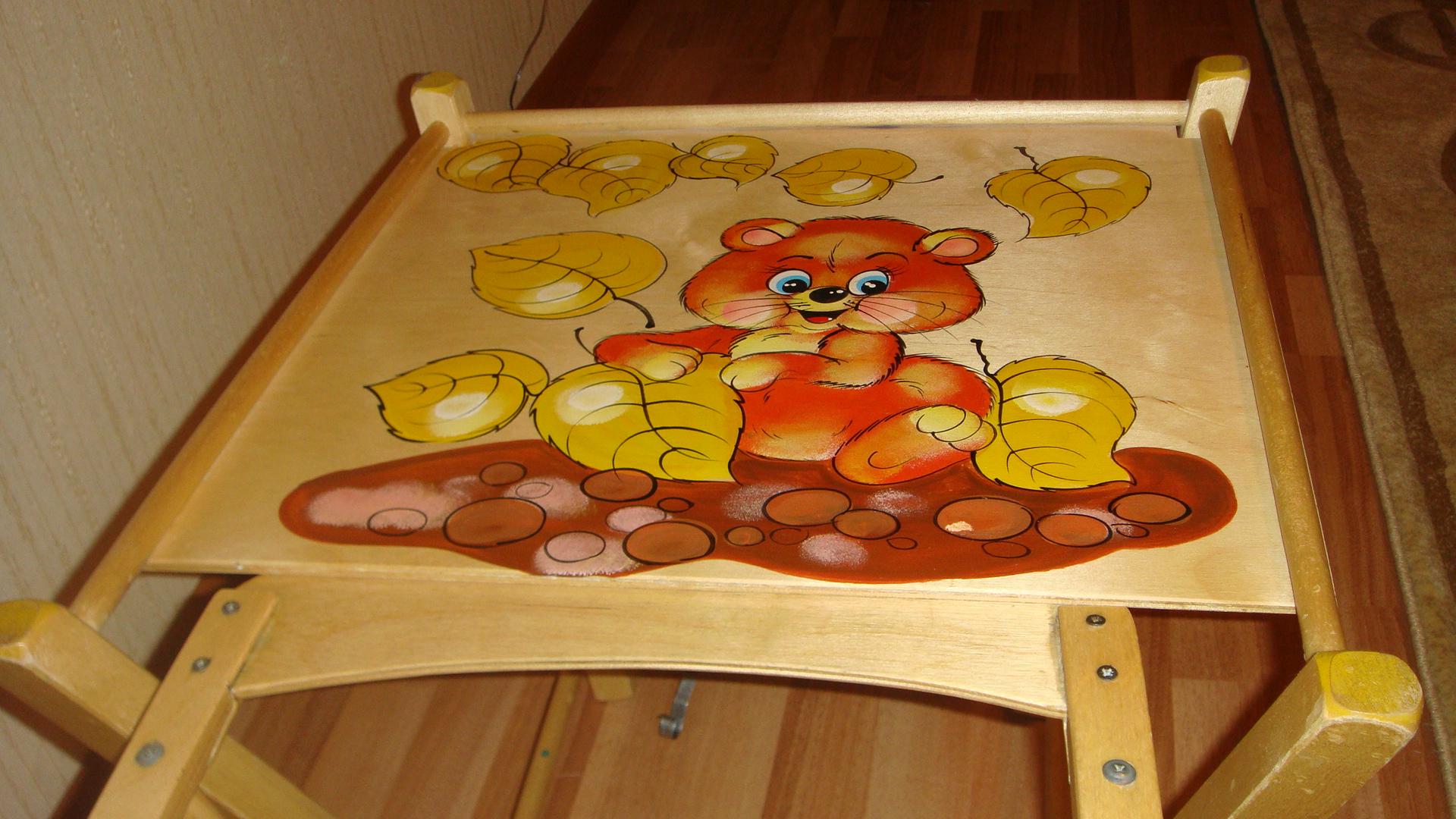 Фото - Продается детский стул