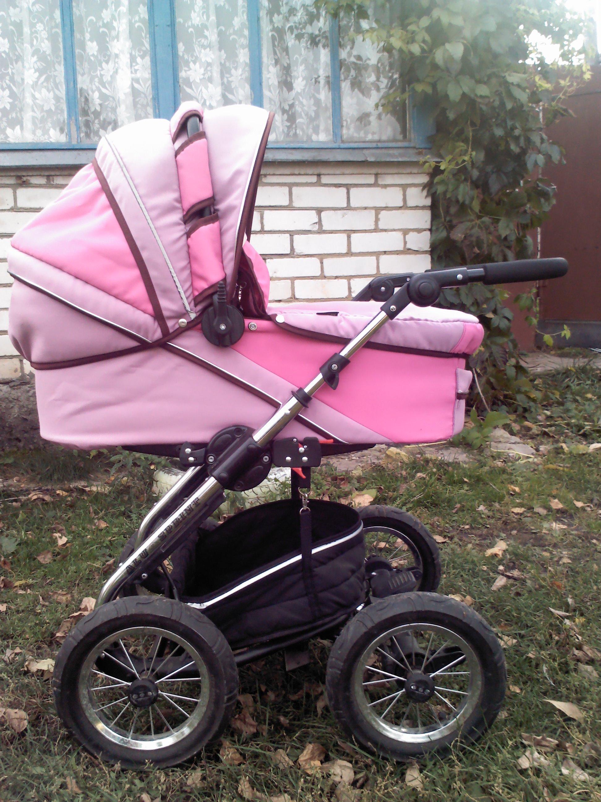 Фото - Продается детска коляска