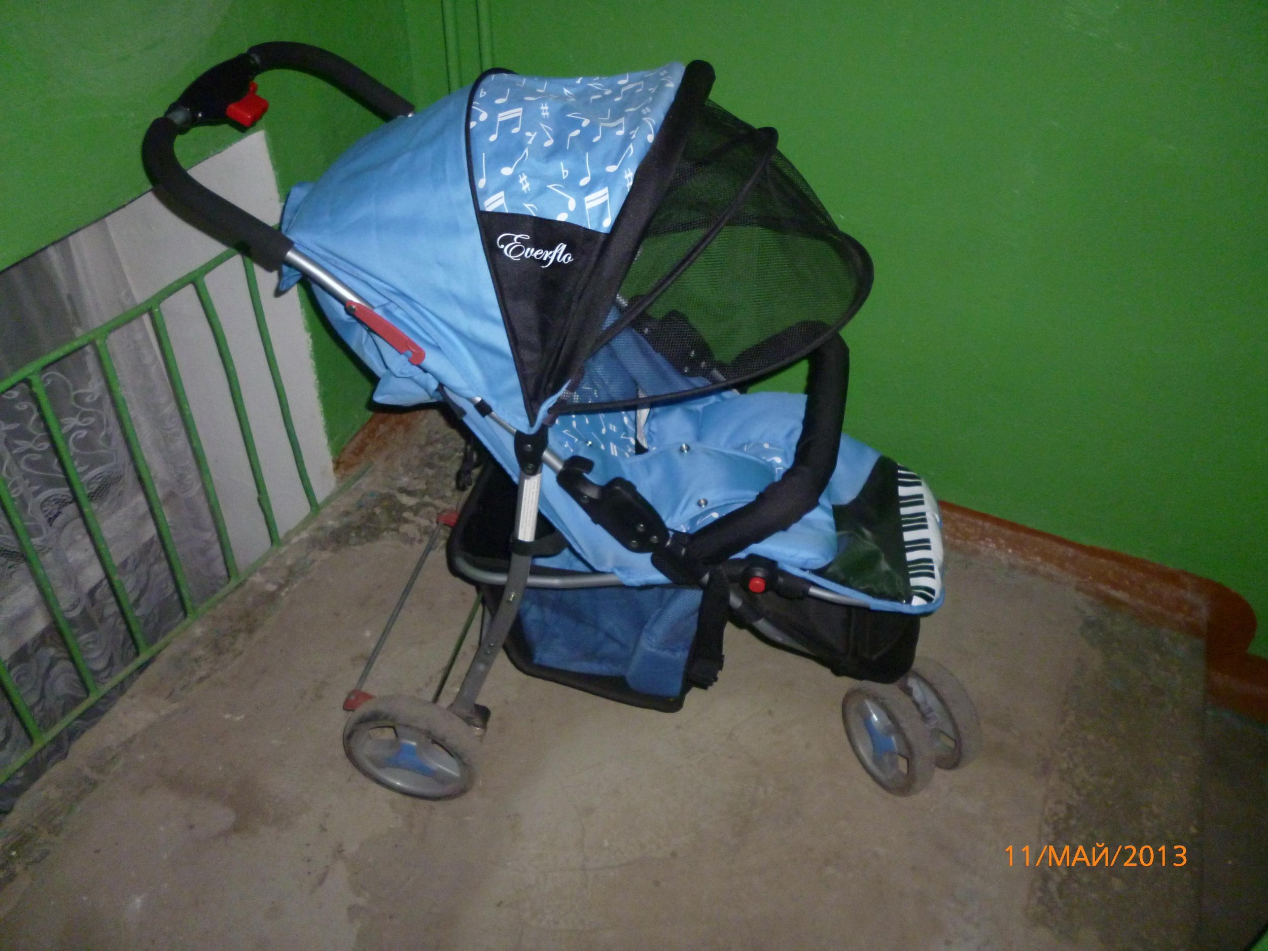 Фото - детская коляска прогулочная