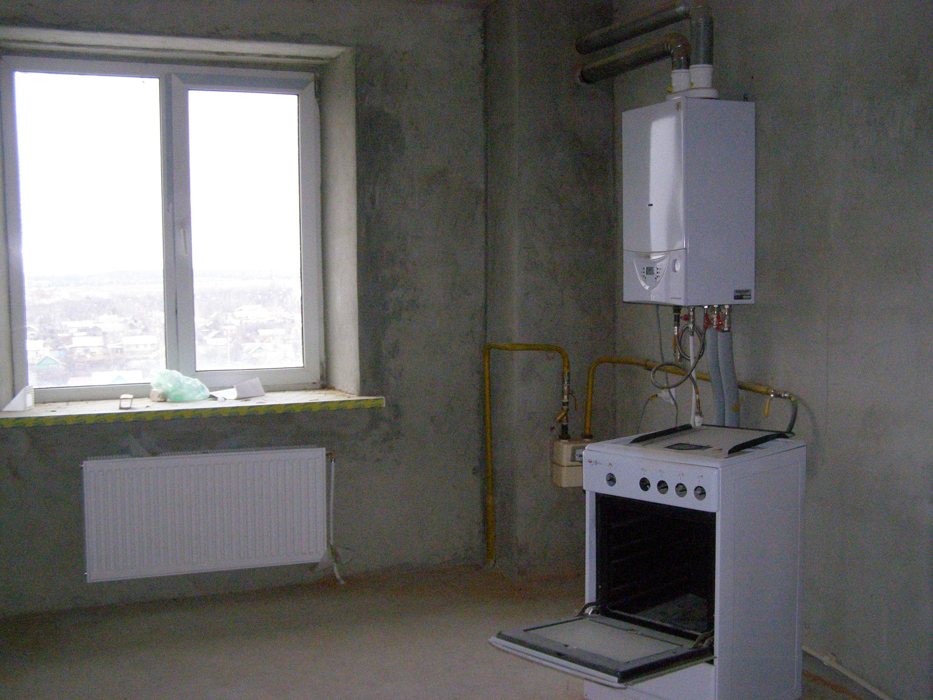 Фото - 2-к квартира на АЗМР 14 новостройка