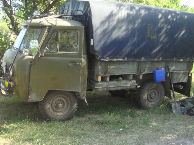 Фото - Продается УАЗ – 3303