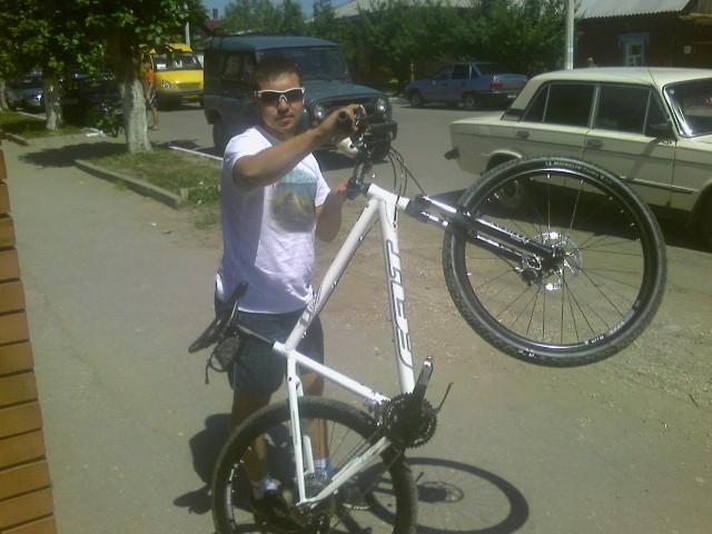 Фото - Продаю велосипед