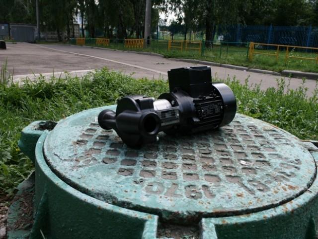 Фото - Насос Grundfos TP 25-90/2 A-O-A-GQQE