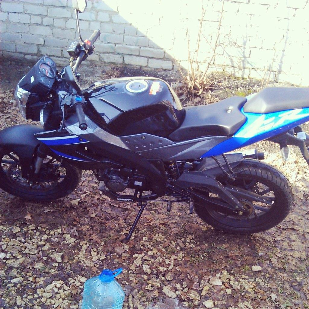 Фото - мотоцикл