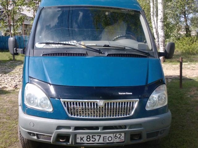 Фото - ГАЗ 2705 2004г