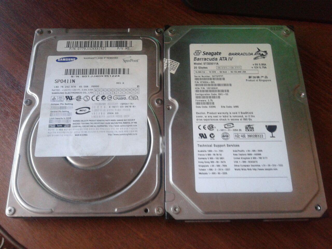 Фото - Срочно продаю два диска