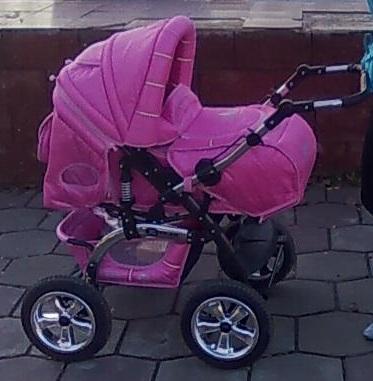 Фото - Детская коляска-трансформер