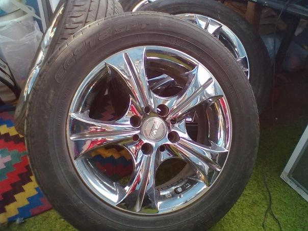 Фото - Продаются колеса