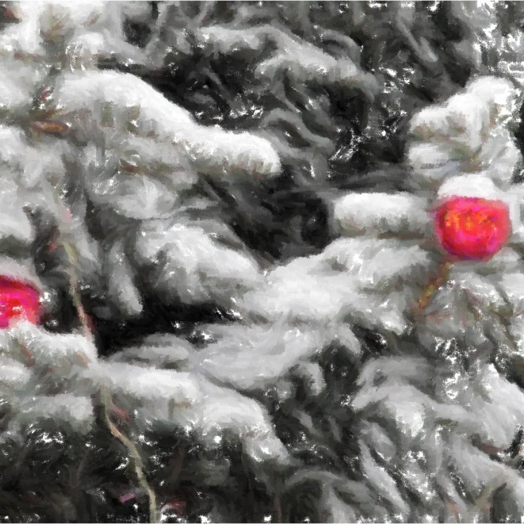 Зимний скетч ... (С. Мохов)