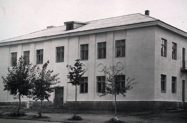 Детский сад на ул.Советской (1959 г.)