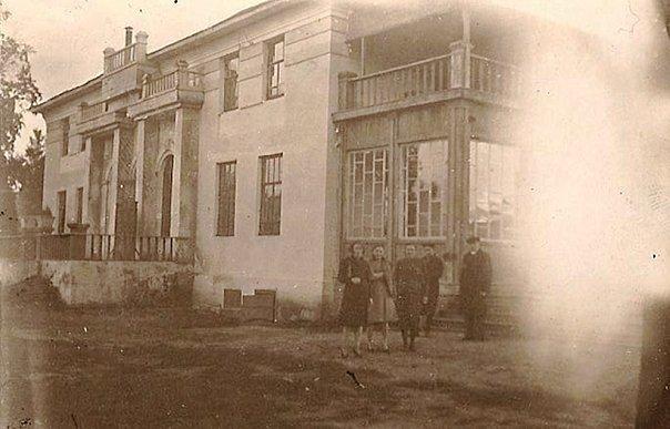 Скопин - Дом отдыха