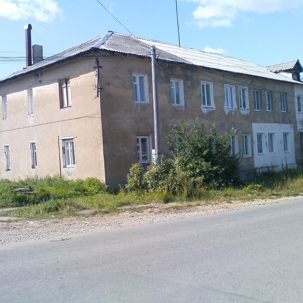 Дом на улице Пушкина