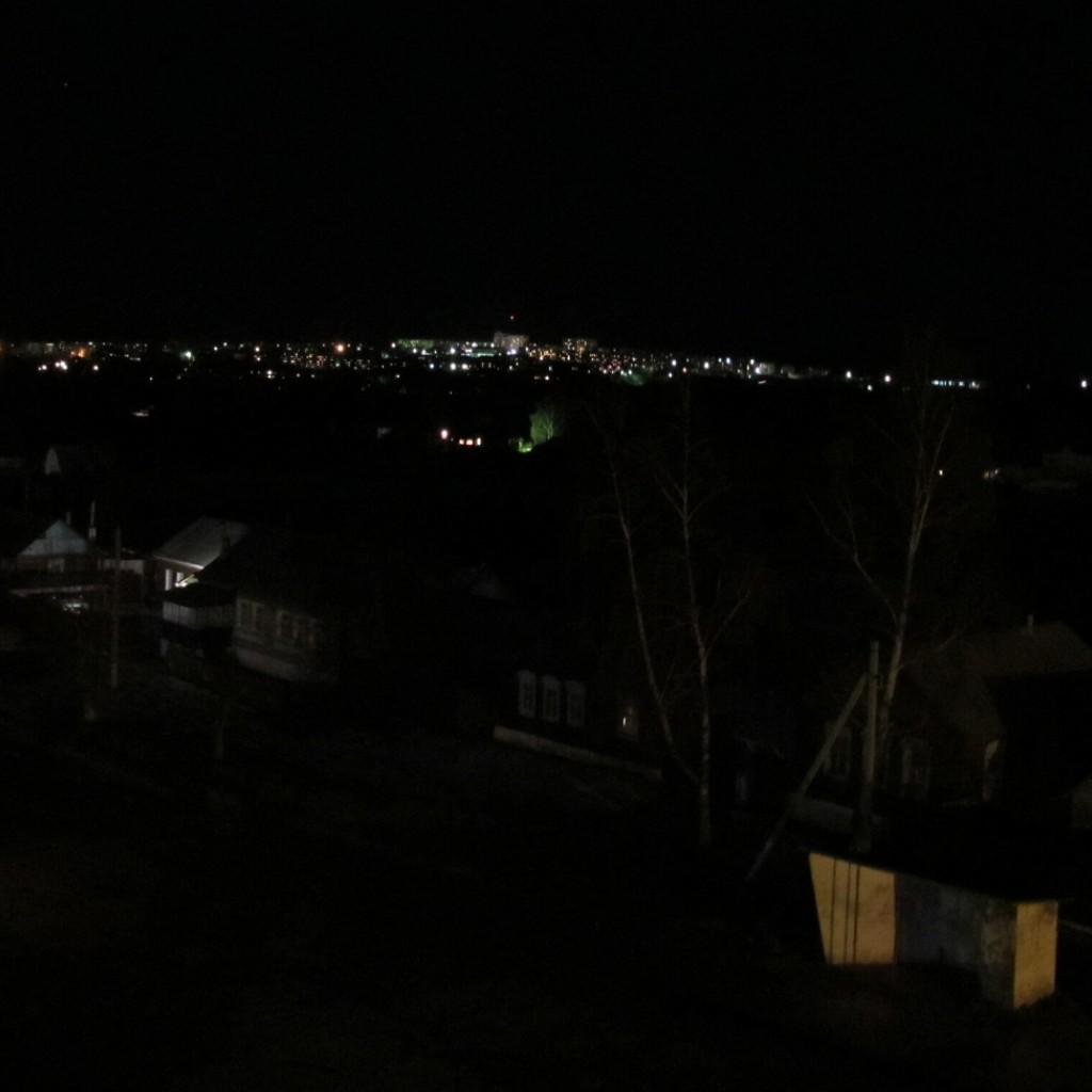 Ночной Скопин
