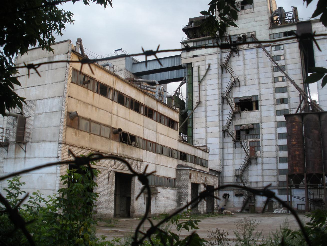 Элеватор в п.Коготково