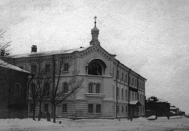 Первая Мещанская улица