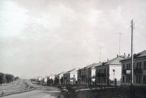 Поселок Металлург