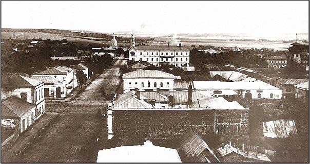 Район Реального училища (сегодня - средняя школа №1)