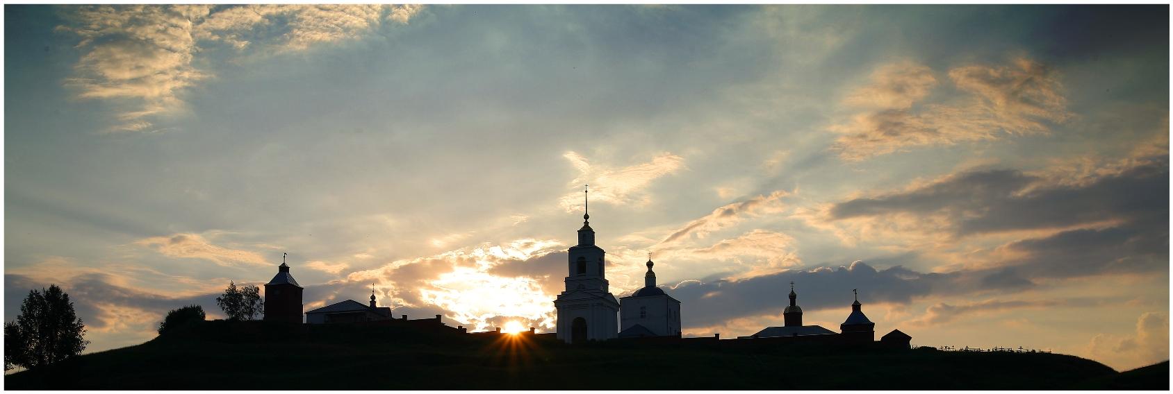 Дмитриево-Ряжский монастырь