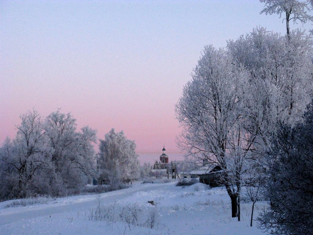 Село Вослебово