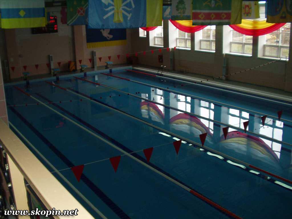 Спортивный комплекс 'Старт'. Басейн