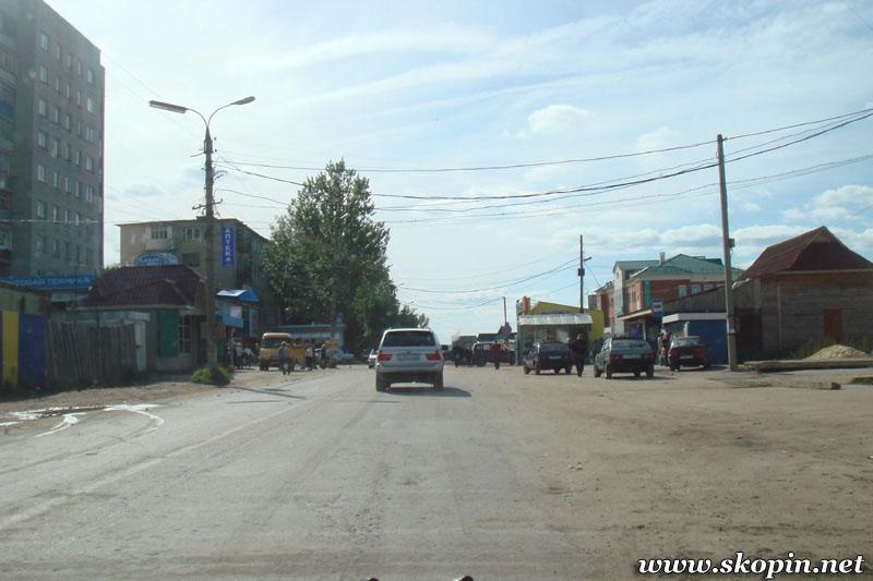 Автозаводской микрорайон