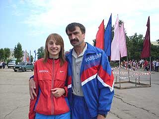 Чемпионка из Скопина