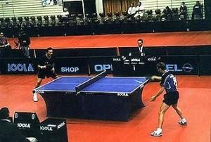 Состоялось первенство Рязанской области по настольному теннису среди юношей и девушек