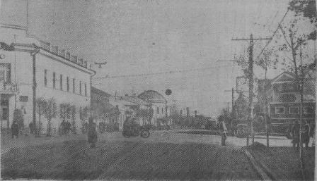 Улица Ленина в Скопине