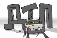 В конце апреля в Рязанской области опрокинулось 13 автомобилей.