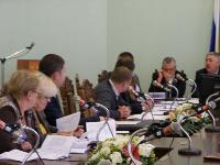 Депутаты Рязанской областной Думы рассмотрели поправки, внесенные в деятельность избирательной комиссии