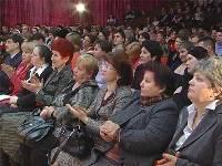 Общее родительское собрание в Скопине